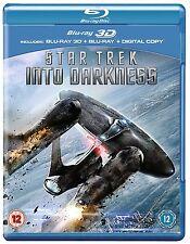 Star Trek Into Darkness Blu-ray 3D + Blu-ray Region B/Aus New and sealed