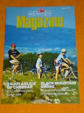 CARAVAN CLUB - BLACK MOUNTAIN BIKING - Aug 2005