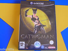 CATWOMAN - GAMECUBE - Wii Compatible
