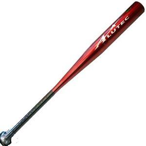 Baseballschläger ALUTEC 82 rot , Alu Baseball Schläger