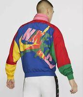 NWT Nike Air Jordan Jumpman Classics Full-Zip Jacket CV7418-891; Men's Size M