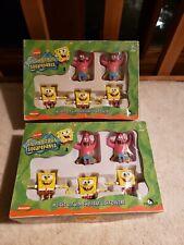 SpongeBob Squarepants & Patrick 10 Decorative Light Set String Lights Holiday -