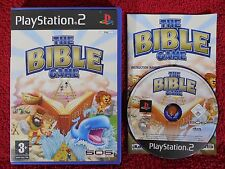 THE BIBLE GAME - PlayStation 2 PS2 ~PAL~3+ Trivia Game ~ RARE