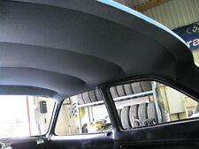Ford Escort, MK1, calidad, techo, encabezando, Negro, Clásico, RS, avo, histórico