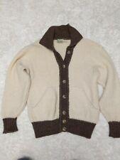 Vintage L.L.Bean Sweater women's Small Ireland Wool