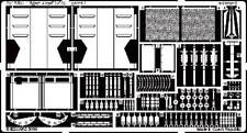 Eduard 1/35 TIGER I Ausf. e/H Etch per Italeri kit) # 35305 *