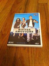 BITTER EMOTIONS 1 & 2 DVD West Africa Movie Christian Vivian Anchor RARE oop