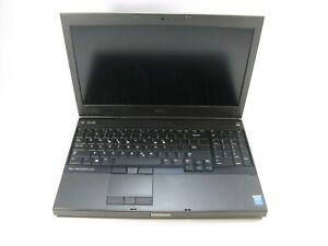 """Dell Precision M4800 15.6"""" Laptop 3.00 GHz i7-4610M 4GB RAM (Grade C)"""