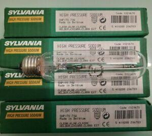 4 lamp.SYLVANIA 0020678 SHP-TS lamp 70W E27 Sodium High Pressure Tubolar Clear