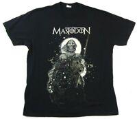 Mastodon White Walker Black T Shirt New Official Band Merch