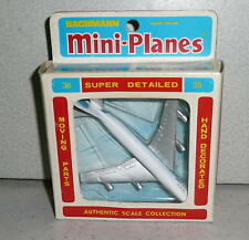 1970's Bachmann Mini-Planes Pan American Boeing 7470 #8335 *Unused In Box