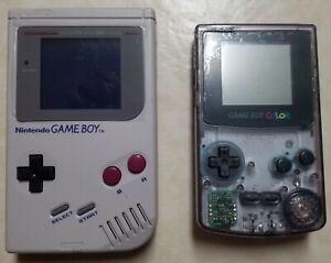 Nintendo Gameboy DMG/GBP/GBC/GBA/SP Capacitor Kits & Replacement Parts