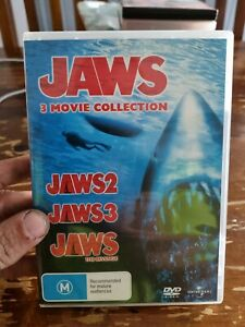 Jaws 3 Movie Collection DVD