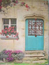 IMAGE EN BOIS Toscane avec porte grille ouvrir confortable