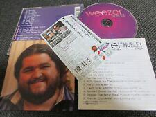 WEEZER / hurley / JAPAN LTD CD OBI