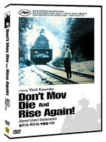 Dont Move, Die And Rise Again! / Vitali Kanevsky (1989) - DVD new