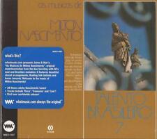 As Musicas De Milton Nascimento ( CD ) NEW / SEALED