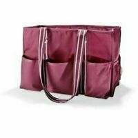 Andrews Garden NEW Thirty One LARGE UTILITY tote laundry storage Bag 31 gift St
