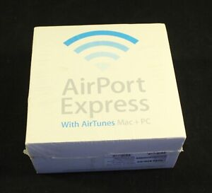 Apple Airport Express Base Station With AirTunes MAC PC M9470LL/A Model A1084