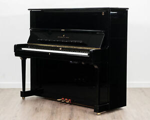 Steinway & Sons Model K with Adsilent - c2003