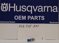 Genuine OEM Husqvarna Decompression Valve 503715301