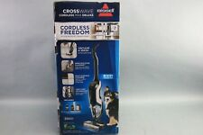 Bissell 2593 Crosswave Cordless Freedom Deluxe Max Vacuum 36 Volt