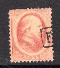 1¢ WONDER ~ NETHERLANDS #5 VF USED ~ C763