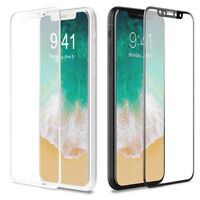 OEM 3D Full Cover Carbon Fiber Tempered Glass Film for iPhone X 8Plus 7 7plus