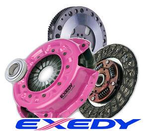 Exedy Heavy duty Clutch kit SMF Flywheel Commodore VT VX VY VZ V8 LS1 + CSC