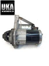 2014 NISSAN QASHQAI 1.2 PETROL TURBO MITSUBISHI STARTER MOTOR M000TD0375