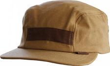 Nixon Accessories Militär Cap Basecap Mütze braun, One Sitz Fits All