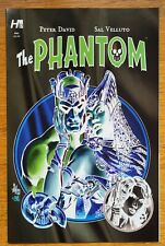 The Phantom #6 by Hermes Press, Variant cover 6C , negative, Sal Velluto