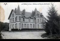 PRESLY (18) CHATEAU du MAUZE en 1946