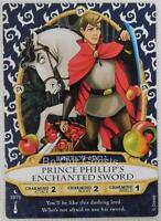Disney Sorcerers of the Magic Kingdom Card 33 Prince Phillip's Sword New