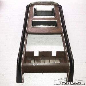 71-73 Mustang Center Radio Trim Panel Bezel Ford D1ZB-6504302-BWA Dashboard