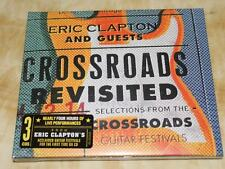 Crossroads Revisited [Digipak] by Eric Clapton, Eric Clapton/The Guests (3CD)