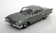 1961 Dodge Dart Phoenix Gris Vert Métal par Bos Modèles le de 1000 1/18