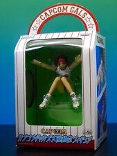 Rival Schools Figure - 2003 Hinata Wakaba - Banpresto Capcom Gals Street FIghter