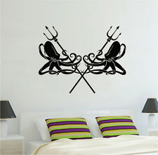 HOME Decoration Wall Paper  Art viny removable Sticker WS328 pirate boat