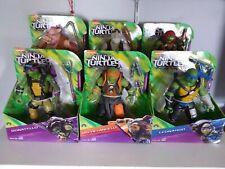 Teenage Mutant Ninja Turtles Out Of the Shadows 6 figures complete set BNIB 2016