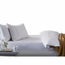 Protector de colchón ajustable-Impermeable, transpirable, hipoalergénico-Tencel