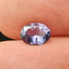 Natural earth mined Tanzanite gemstone, 1.56ct