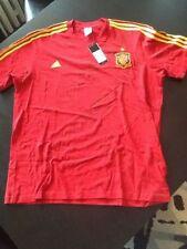 Neues Adidas Spanien FEF Jersey Trikot Trainings Shirt  Gr. XL