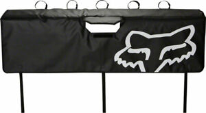 Fox Racing Tailgate Pad/Cover: Black Large