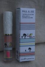 Paul & Joe Limited Edition Tinted Lip Gloss PH Colour Changing 02 Figment New