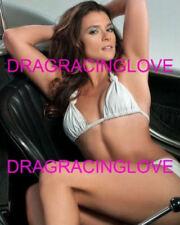 "Danica Patrick Beautiful Race Car Driver SEXY HOT ""Pin-UP"" PHOTO! #(4)"