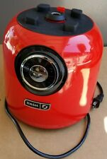 "Dash Chef Series ""Motor Only"" Red 1400W, 2.2 Horse Power Commercial Performan"