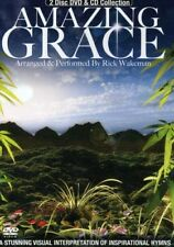 Rick Wakeman - Amazing Grace [New DVD] With CD