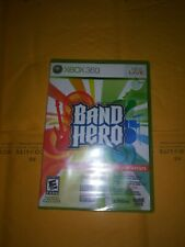 Band Hero For Xbox360 ( Factory Sealed )