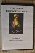 Texas Guinan Silent Westerns  Volume 4